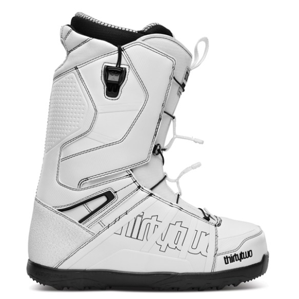 ThirtyTwo Mens Lashed FastTrack Snowboard Boots 2014 in White