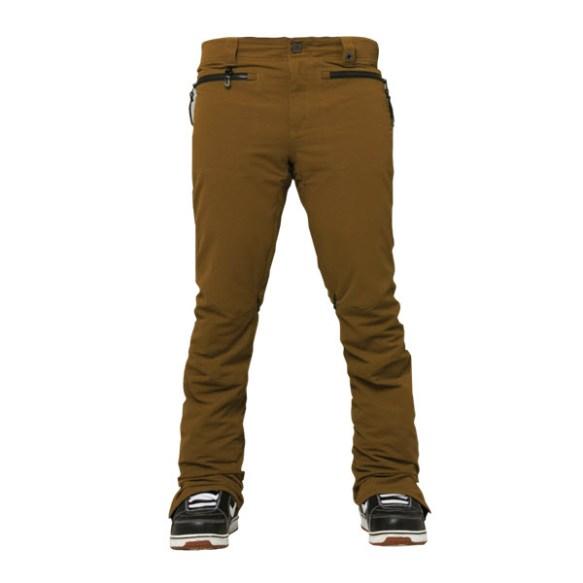 686 Parklan Fairway Pant Army Ripstop Sample Mens Snowboard Pants 2015