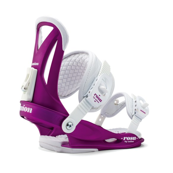 Union Rosa Womens Snowboard Bindings 2015