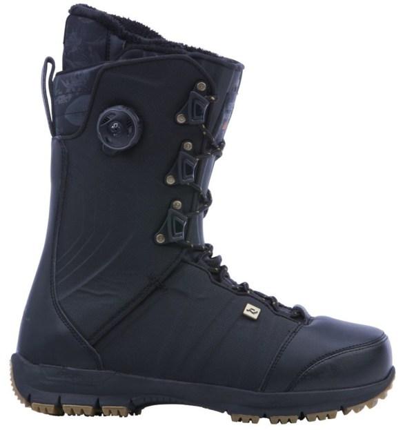 Ride Fuse Snowboard Boot 2015 in Black