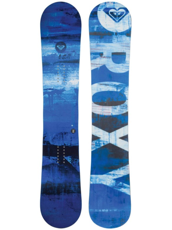 Roxy Torah Bright Snowboard 2015 XC2 BTX 149cm All Mountain Freestyle