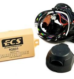 nissan genuine 7 pin towbar hitch trailer towing electric wiring kit ke5051k307 ebay [ 1900 x 1262 Pixel ]