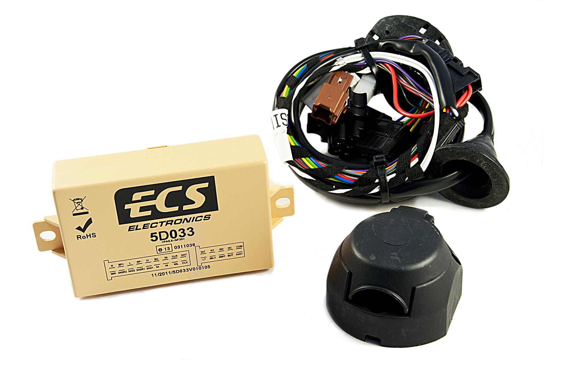 hight resolution of nissan genuine 7 pin towbar hitch trailer towing electric wiring kit ke5051k307 ebay
