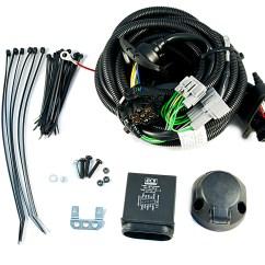 Nissan Navara Towbar Wiring Diagram Sorting 3d Shapes Venn Genuine 7 Pin Electrical Kit For Tow Bar