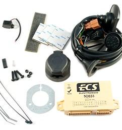 nissan genuine 13 pin electrical kit wiring for towbar hitch ke505jg213 ebay [ 1900 x 1262 Pixel ]