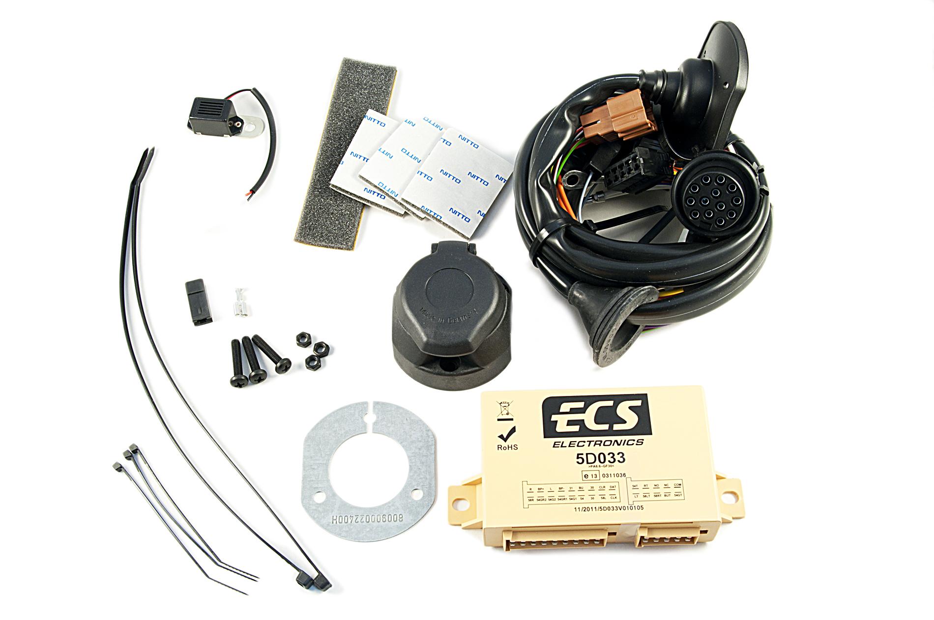 hight resolution of nissan genuine 13 pin electrical kit wiring for towbar hitch ke505jg213 ebay