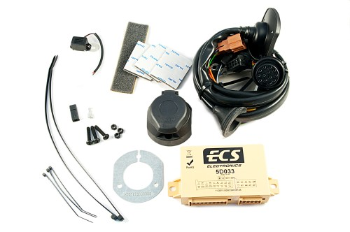 small resolution of nissan genuine 13 pin electrical kit wiring for towbar hitch ke505jg213 ebay