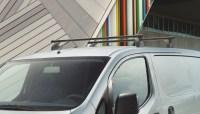 2x Nissan NV200 Genuine Car Roof Rack Bars Rails ...