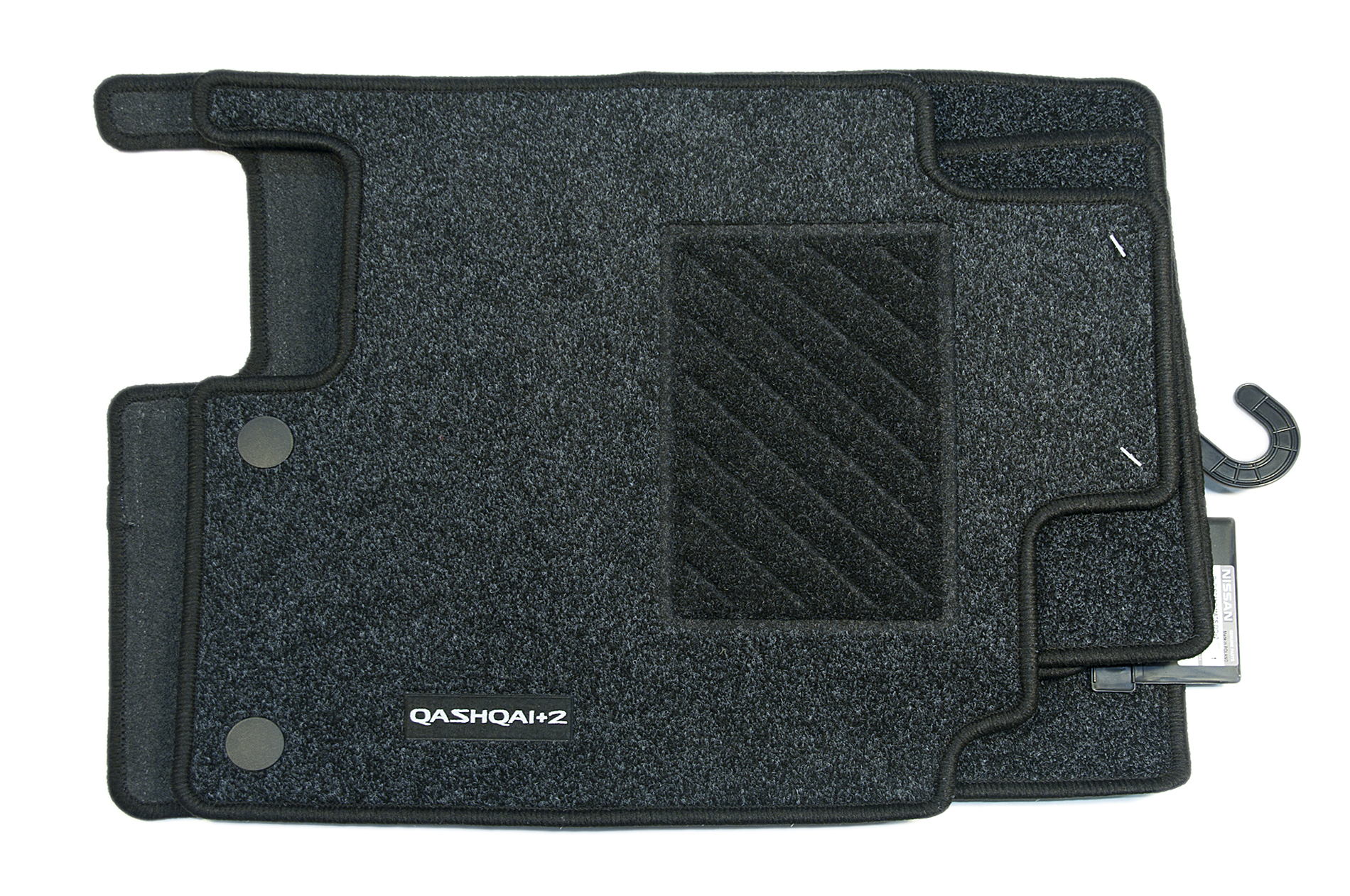 Nissan Qashqai2 Genuine Car Floor Mats Standard Tailored