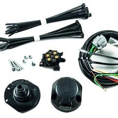 Nissan Navara Towbar Wiring Diagram Chinese Quad Bike Genuine Electrical Kit For Tow Bar