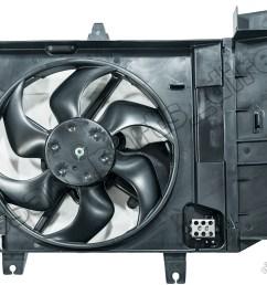nissan genuine micra k12 engine cooling system radiator motor and fan 21481ax800 ebay [ 1900 x 1262 Pixel ]