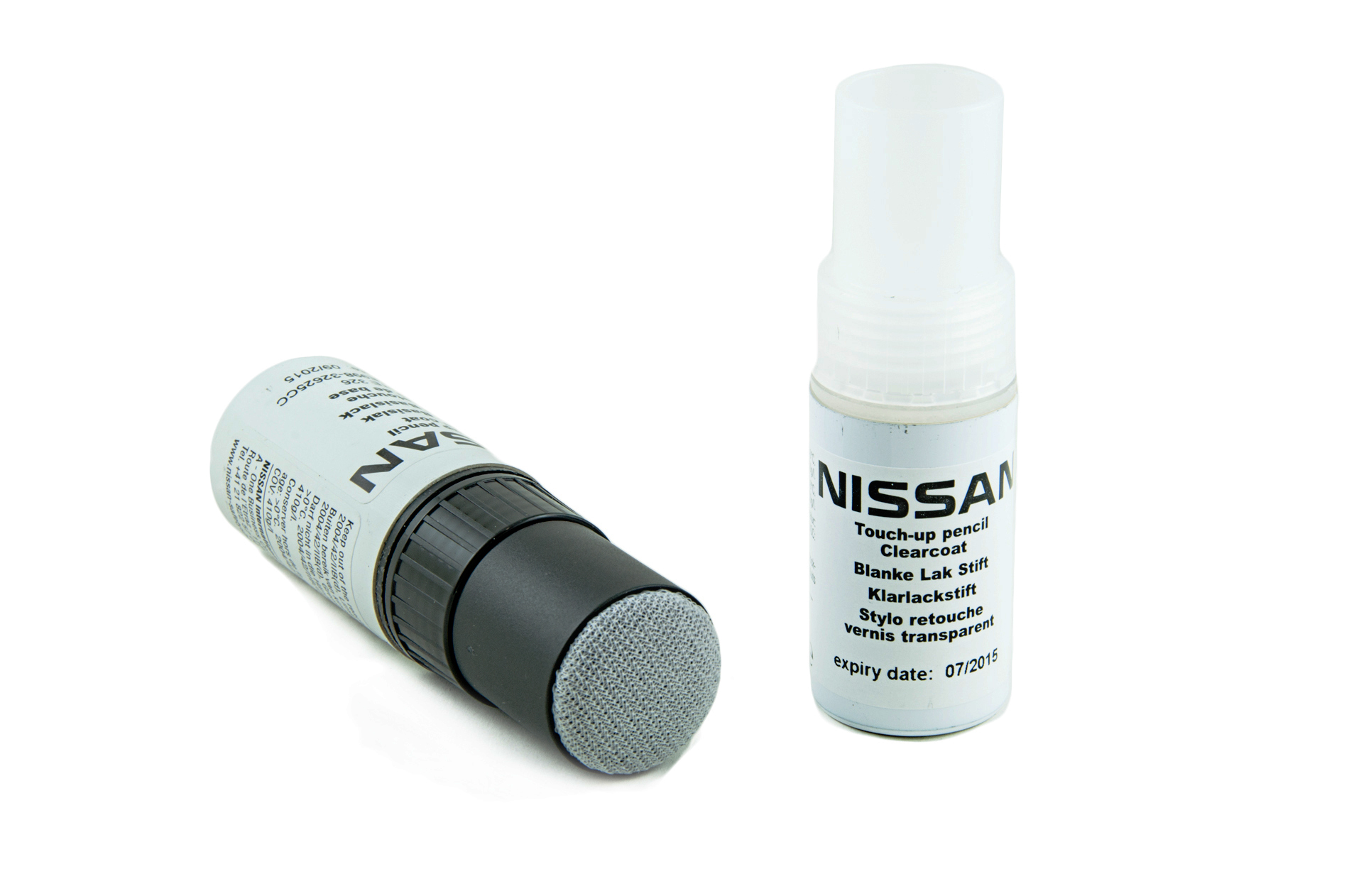 Nissan Genuine Scratch Remover Touch Up Paint Arctic White