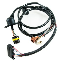 nissan genuine qashqai j11 towbar hitch 7 pins electrical kit wiring ke5054e207 [ 1900 x 1262 Pixel ]