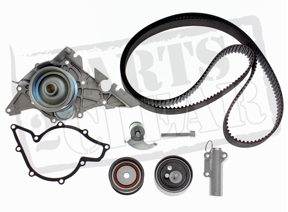 AUDI A6 2.7 T 97-05 TIMING CAM BELT KIT & WATER PUMP INC
