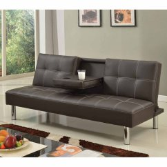 Lane Sofa With Fold Down Table Restoration Hardware Leather For Sale Furniture Sofas Mince His Words