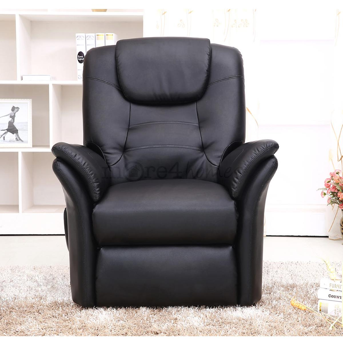 Real Leather Recliner Chairs Windsor Black Elecrtic Rise Recliner Real Leather Armchair