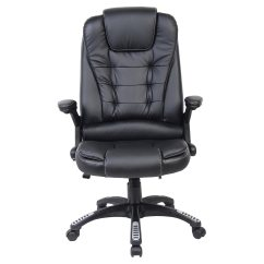 Luxury Office Chairs Uk Ergonomic Chair Kmart Rio Black Reclining Executive Desk