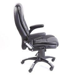 Zero Gravity Office Chair Uk Impact X Rocker Rio Leather Reclining W 6 Point Massage High
