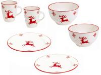 Christmas Tableware Sets & Corelle Christmas Holly Dishes ...