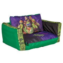 Ninja Turtles Chair Ergonomic Cushion New Teenage Mutant Childrens Kids Flip Out