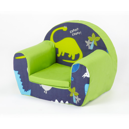 playroom sofa bed plastic legs kids children's comfy soft foam chair toddlers armchair ...