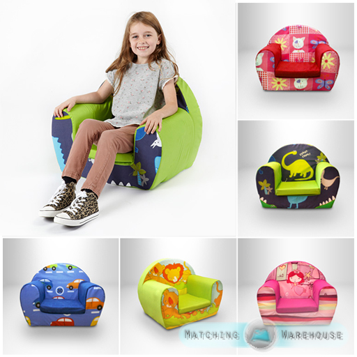 baby chairs for toddlers comfortable watching tv kids children s comfy soft foam chair armchair seat nursery sofa
