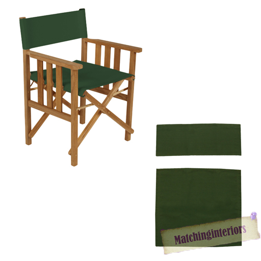 director chair replacement covers ebay china green chairs polyurethane coated canvas garden  