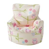 B2 Children's Beanbag Chair Dog Girls Kids Bedroom ...