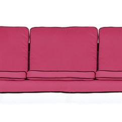 3 Seater Sofa Throws Uk Bettsofa Gunstig Replacement Cerise Swing Seat Hammock Cushions ...