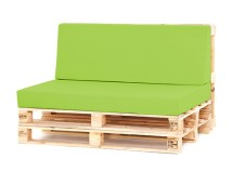 pallet seating garden furniture