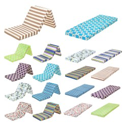 Folding Chair Beds Foam 2 Indoor Hanging Chairs Canada Designer Prints Foldable Mattress Z Bed Fold Guest