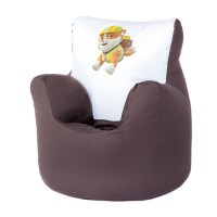 Children's Kids Character Bean Bag Arm Chairs Toddler Seat ...
