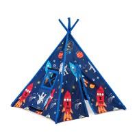 Large Children's Fabric Play Tent Teepee Wigwam Garden ...