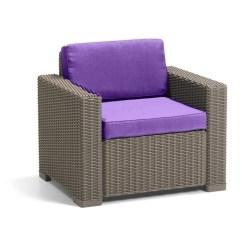 Sofa Pads Uk Latest Set Models Cushion For Keter Allibert California Rattan Garden