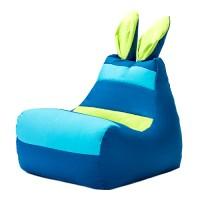 Bunny Bean Bag Rabbit Ears Gaming Arm Chair Seat Beanbag