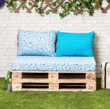 Designer Prints Euro Pallet Seating Cushion Pads Garden