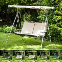 Replacement Canopy Cushions for Argos Malibu 2 Seater ...