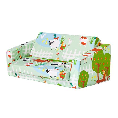 fold out chair bed kids high tutu children folding sofa futon guest mattress toddlers | ebay