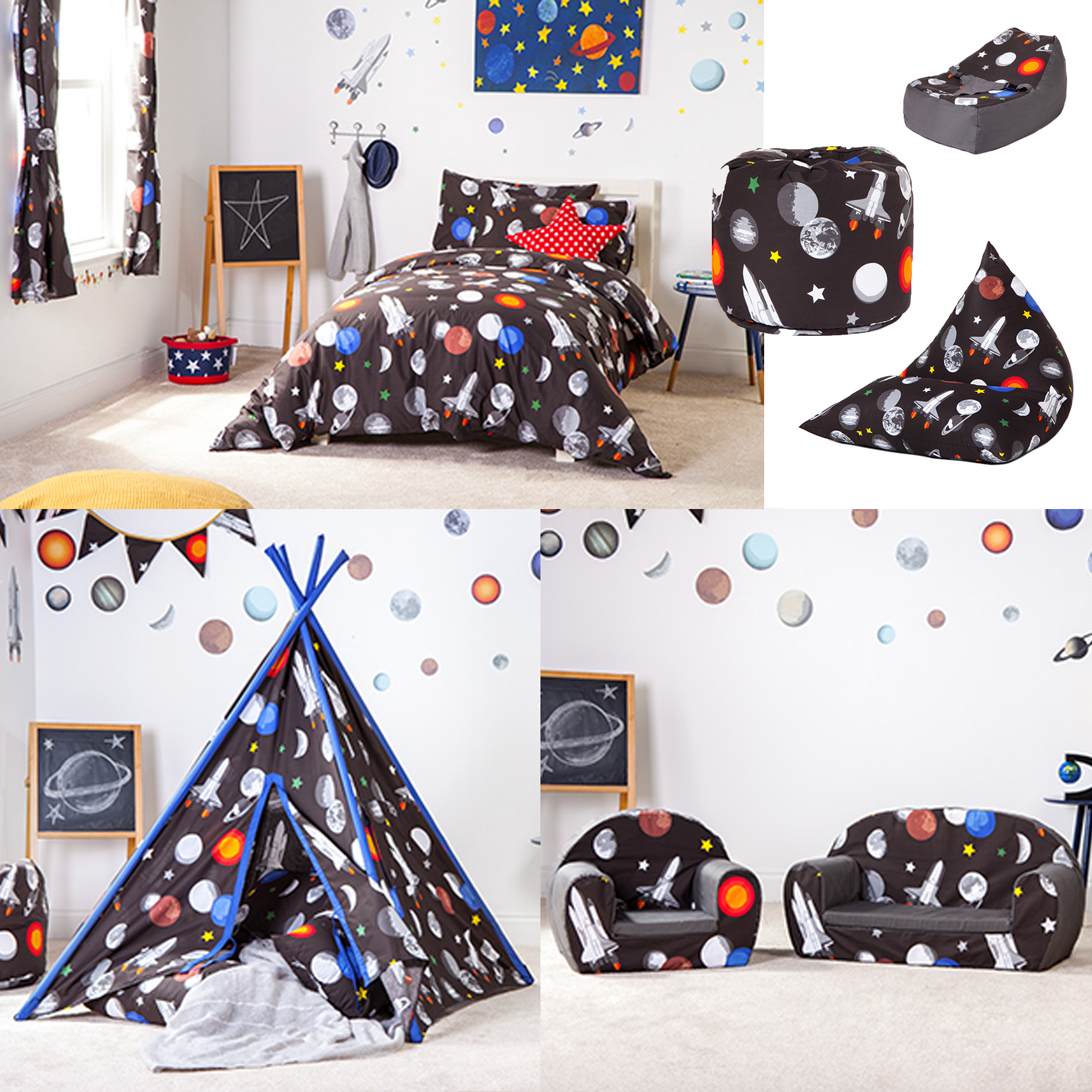 Galaxy Design Children S Bedding Amp Bedroom Furniture