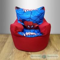 Children's Character Bean Bag Chairs Kids Disney Boys ...
