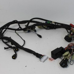 Yamaha R6 1999 Tach Wiring Diagram Fender 5 Way Switch Rj03 Kabelbaum Wire Harness 2002 Ebay