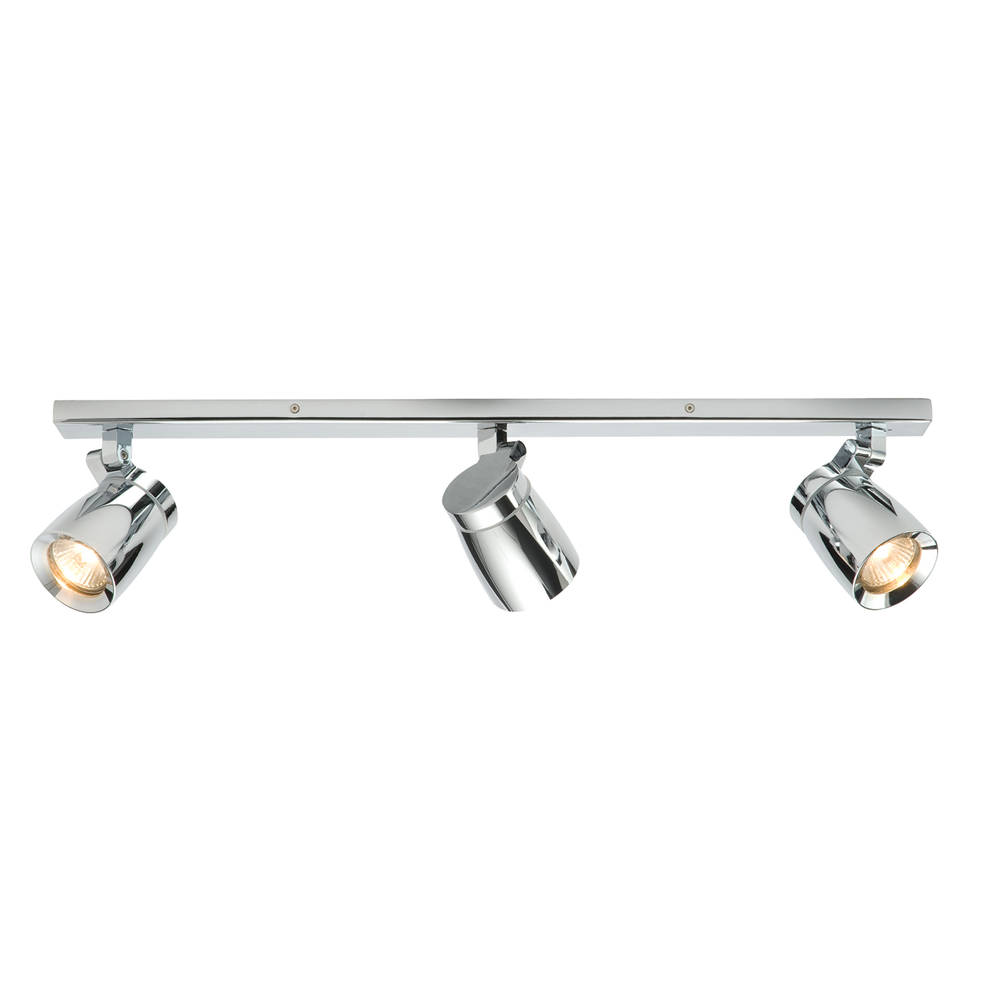 Endon Knight 3lt bathroom ceiling spotlight IP44 35W