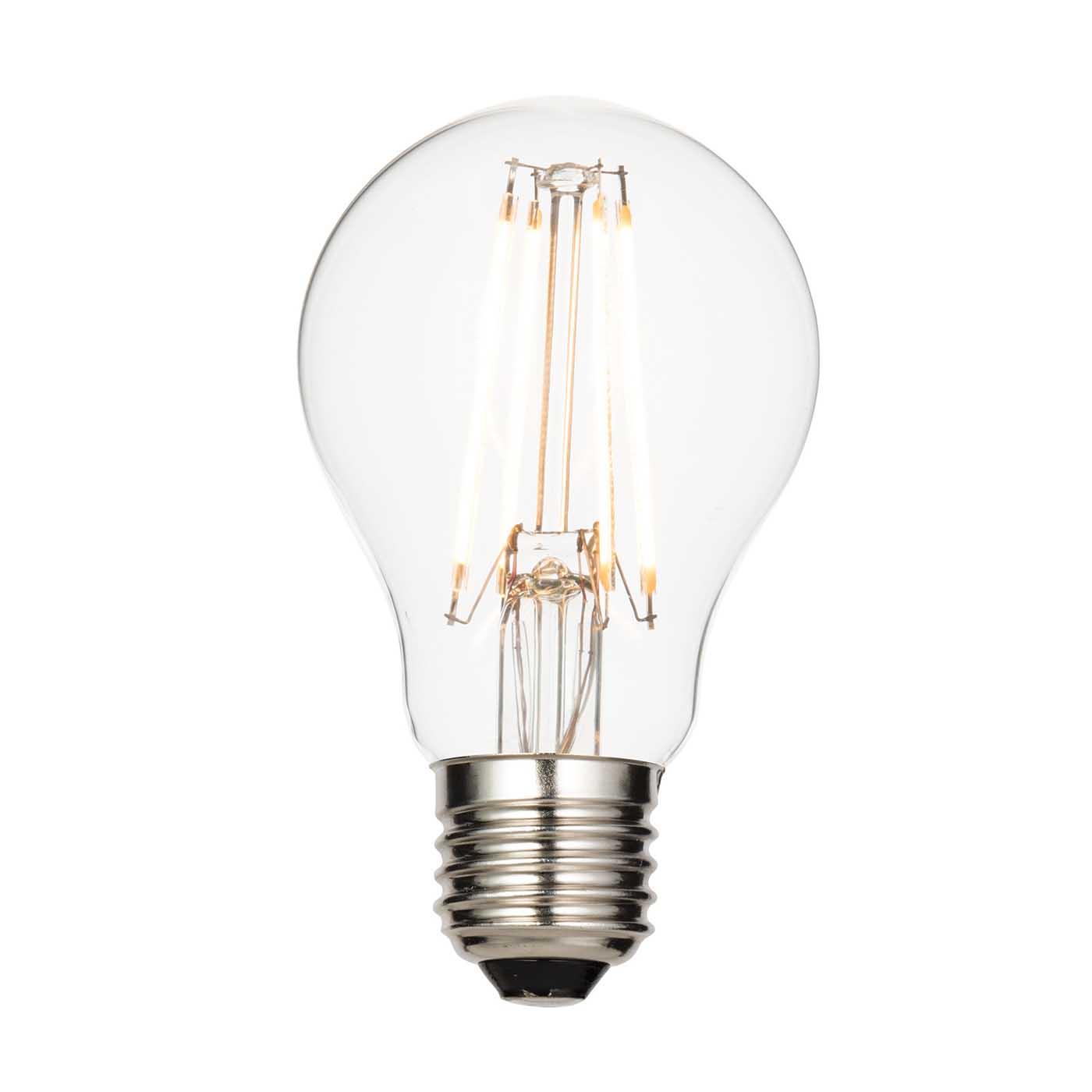 Saxby E27 Led Light Bulb Filament Gls 6 2w Warm White