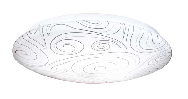 /Eglo Competa LED 11W Ceiling Lamp Steel White IP20 220