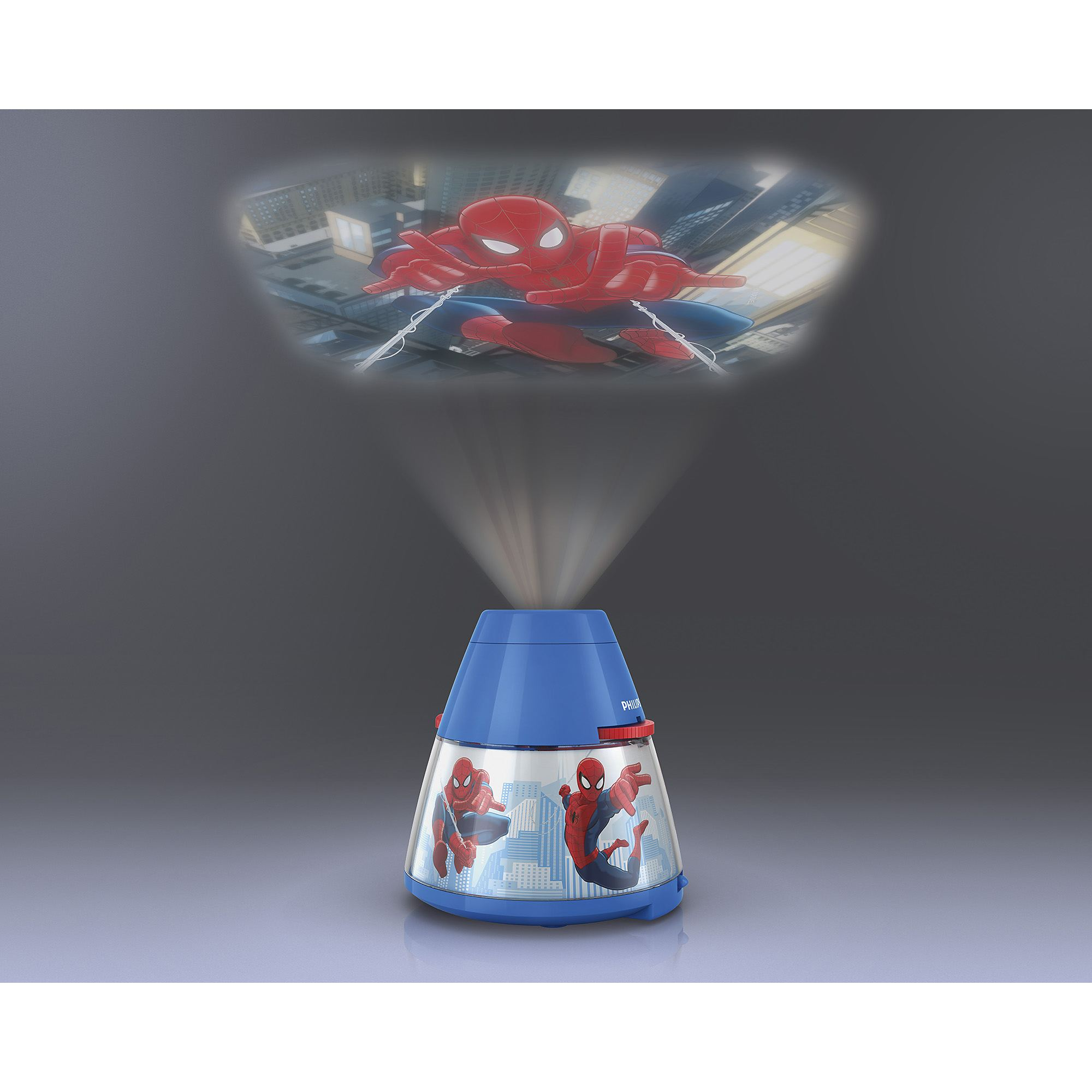 Philips Marvel Spiderman childrens LED night light