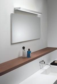 Astro Axios LED IP44 bathroom wall light mirror light up ...