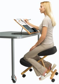 Putnams Posture Chair Kneeling For Office and Home New | eBay