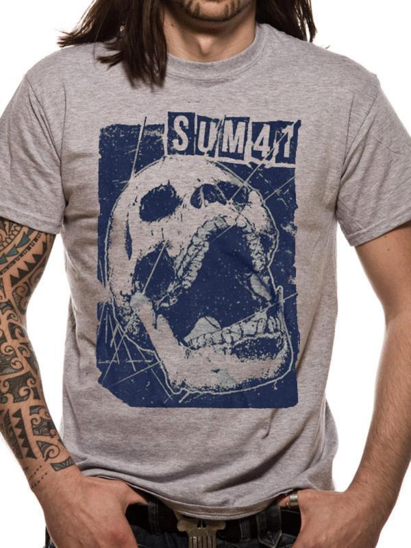Sum 41 Skull T-shirt Tm