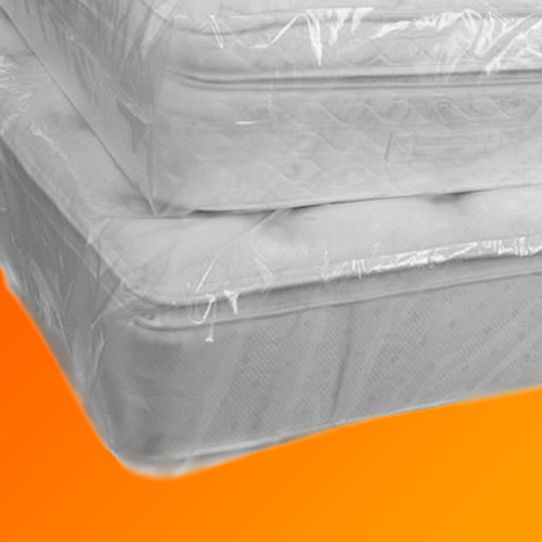 SINGLE BED HEAVY DUTY MATTRESS PROTECTOR DUST REMOVAL