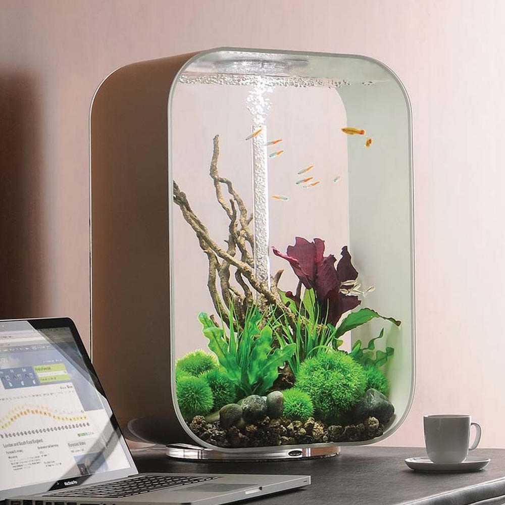 Biorb Life 60l White Aquarium With Intelligent Led Lighting